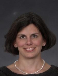 Headshot of Leslie Baldwin