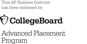 College Board approved AP program badge